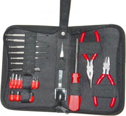 Набор инструментов Gembird TK-HOBBY / TK-HOBBY-C 31 предмет набор инструментов gembird tk pro 01 48 предметов