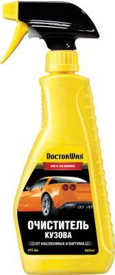 Фото - Очиститель кузова Doctor Wax - очиститель кузова doctor wax dw5643 от насекомых и битума 500 мл