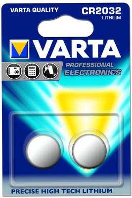 Батарейки Varta Electronics CR2032 2 шт
