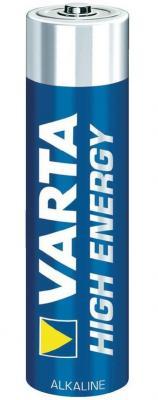 Батарейки Varta High Energy AAA 6 шт батарейки varta energy aa 6 шт
