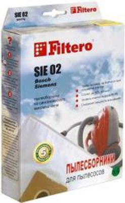 Пылесборник Filtero SIE 02 Comfort 4 шт