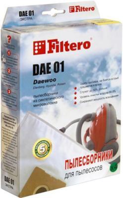 Пылесборник Filtero DAE 01 Comfort 4 шт