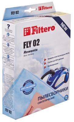 Пылесборники Filtero FLY 02 Comfort 4шт