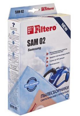 ����������� Filtero SAM 02 Comfort 4 ��