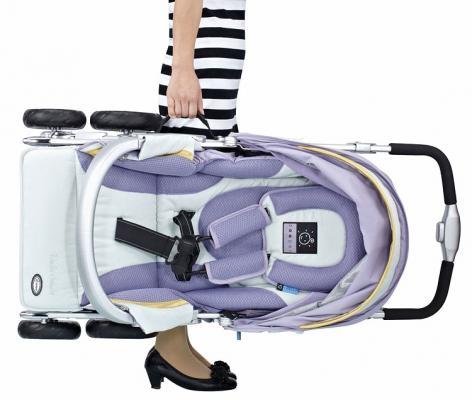 Прогулочная коляска Zooper Z9 Smart (lavander)