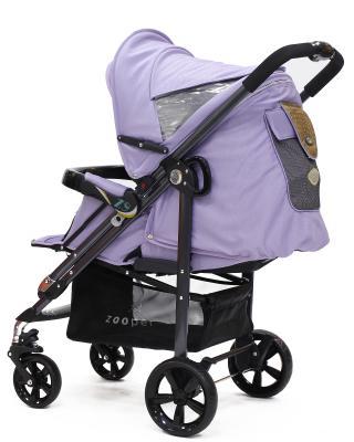 Прогулочная коляска Zooper Z9 Java (lavander) zooper tango smart lavander