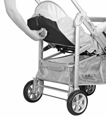 Прогулочная коляска Zooper Z9 Smart (summer day)