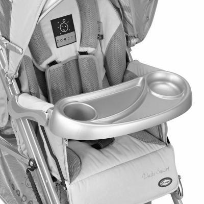 Прогулочная коляска Zooper Z9 Smart (cyan)