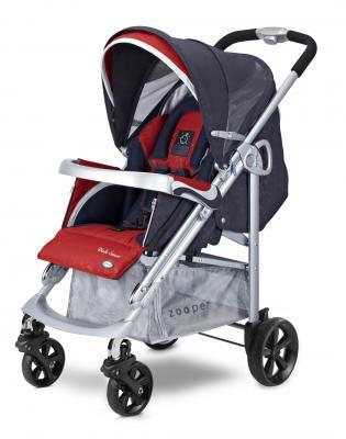 Прогулочная коляска Zooper Z9 Smart (ruby storm) zooper tango smart lavander