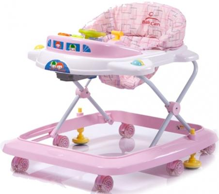 Ходунки Baby Care Tom&Mary (pink) car inflatable mattress car shock bed on board flocking inflatable bed separate type air cushion bed car split car bed