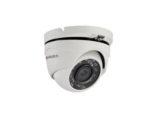 """Камера видеонаблюдения Hikvision DS-T203 (2.8 mm) 2Мп уличная цветная 1/2.7"""" CMOS 3.6 мм ИК до 20 м"""