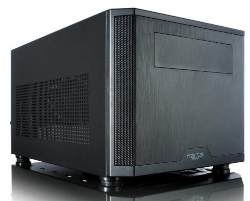 Корпус mini-ITX Fractal Core 500 Без БП чёрный