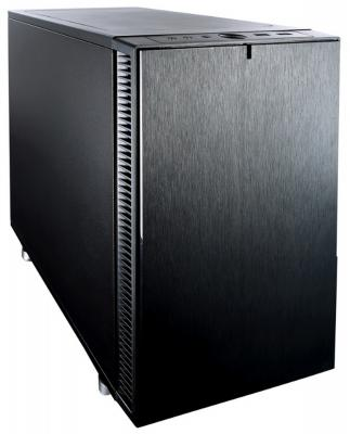 Корпус mini-ITX Fractal Design Define Nano S Без БП чёрный корпус atx fractal design define xl r2
