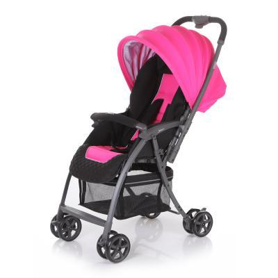 Коляска прогулочная Jetem Uno (pink 16)