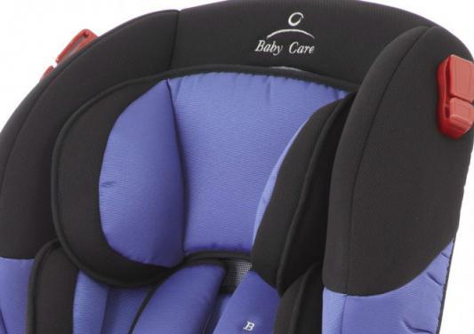 Автокресло Baby Care Basic Evolution (синий-чёрный/6902-101) от 123.ru