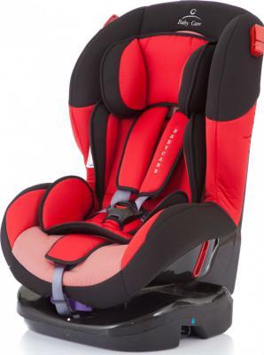 Автокресло Baby Care Basic Evolution (красный-чёрный/6905-101)