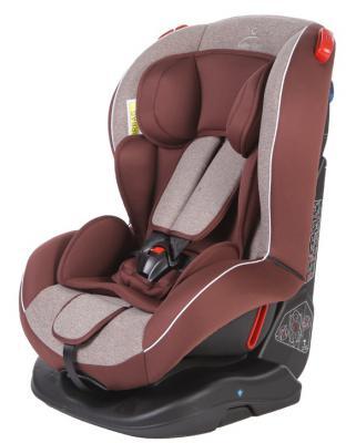 Автокресло Baby Care Basic Evolution (бежевый-коричневый/6927-113) от 123.ru
