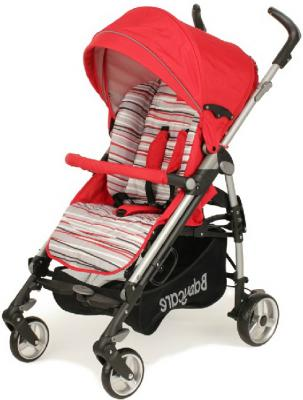 Коляска-трость Baby Care GT4 (red) прогулочная коляска baby care gt4 plus red