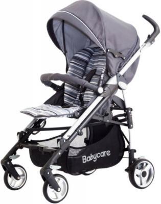Коляска-трость Baby Care GT4 (grey) коляска baby care baby care коляска для двойни tandem brown grey