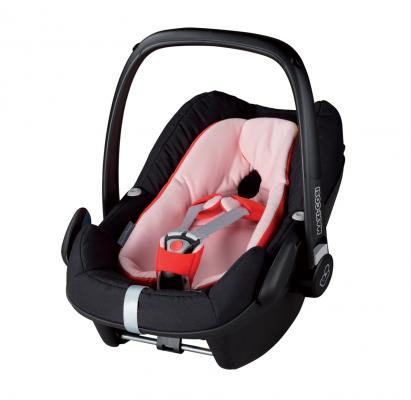Автокресло Maxi-Cosi Pebble Plus (revork red)