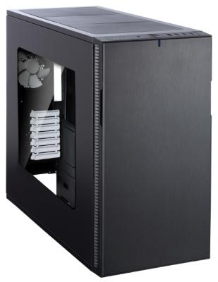 Корпус ATX Fractal Design Define R5 Window Без БП чёрный FD-CA-DEF-R5-BKO-W корпус fractal define r5 window fd ca def r5 bk w black