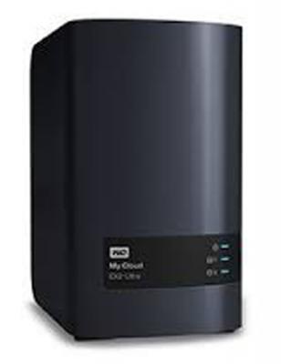 Сетевое хранилище WD NAS WDBSHB0080JCH-EEUE 3.5 8Tb