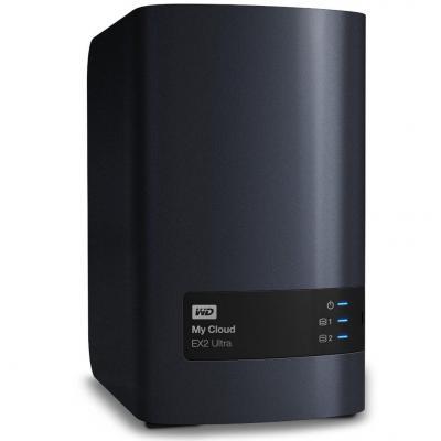 Сетевое хранилище WD NAS Western Digital WDBSHB0120JCH