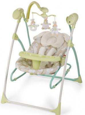 Электронные качели Happy Baby Luffy (green)