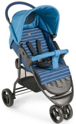 Купить Коляска прогулочная Happy Baby Ultima (marine), синий, Прогулочные коляски