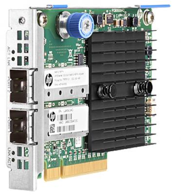 Адаптер HP 562SFP+ Ethernet 10Gb 2P 727055-B21