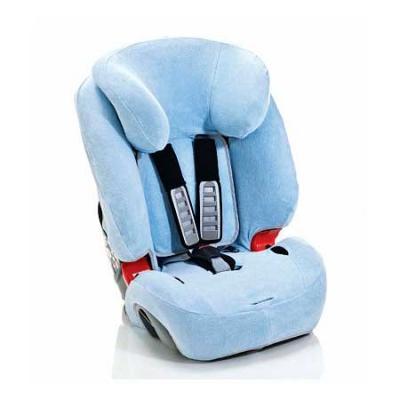Летний чехол для автокресла Britax Romer Evolva 1-2-3 Plus/Multi-Tech (blue)