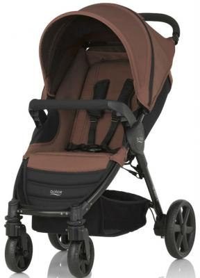 Коляска прогулочная Britax B-Agile 4 (wood brown) коляска britax romer b agile wood brown 2000023124