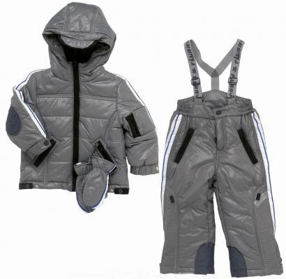Купить Костюм Chicco WM 72211.98 куртка и брюки утеплённый полиэстер непромокаемый 80 см 00-0011353 80, для мальчика, зима, Верхняя одежда для детей