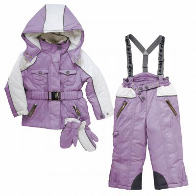 Купить Костюм Chicco WF 72216.14 (куртка брюки) утепленный полиэстер непромокаемый 98 см 00-0011355 98, для девочки, зима, Верхняя одежда для детей
