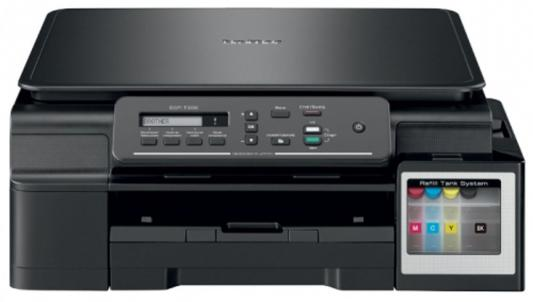 МФУ Brother DCPT300 R1 цветное A4 27/10ppm USB