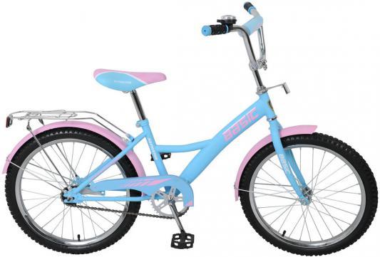 Велосипед Navigator Basic ВН20154 20 розовый детский велосипед navigator basic 12 вмз12064 green violet