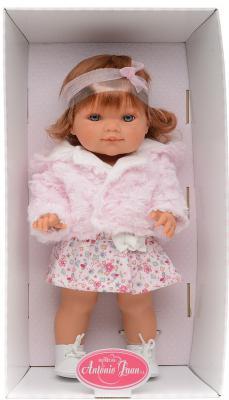 Кукла Munecas Antonio Juan Клаудия 38 см 2253P