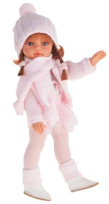 Кукла Munecas Antonio Juan Эльвира осенний образ, рыжая 33 см 2585P