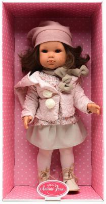 Кукла Munecas Antonio Juan Белла зимний наряд 45 см 2805P
