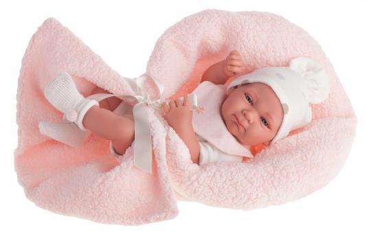 Кукла-младенец Munecas Antonio Juan Оливия в розовом 42 см 5062P