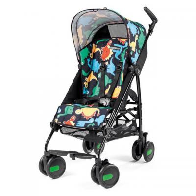 Коляска-трость Peg-Perego Pliko Mini (dino pop) (Peg Perego)