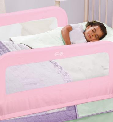 Защитный барьер для кровати Summer Infant (розовый/12564)
