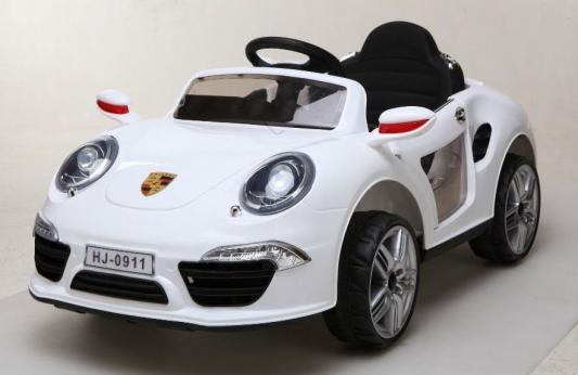 "Электромобиль ""Porsche 911"" 1TOY Белый Т58721"