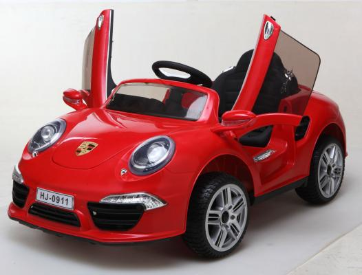 """Электромобиль """"Porsche 911"""" Красный Т58720"""