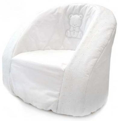Кресло Italbaby Amore 670.0082-5 (белый) italbaby плетеный ящик для игрушек amore italbaby белый