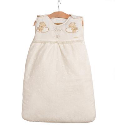 Теплый детский спальник Italbaby Love (крем/750.0040-6) подвесной светильник italbaby love белый 615 0040 5