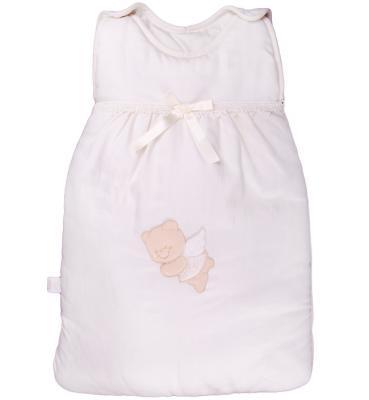Теплый детский спальник Italbaby Sweet Angels (бежевый/750.0081-6)