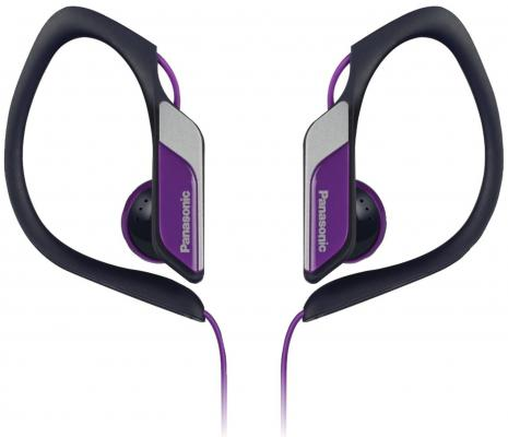 Наушники Panasonic RP-HS34E-V пурпурный panasonic rp htx80bgc h