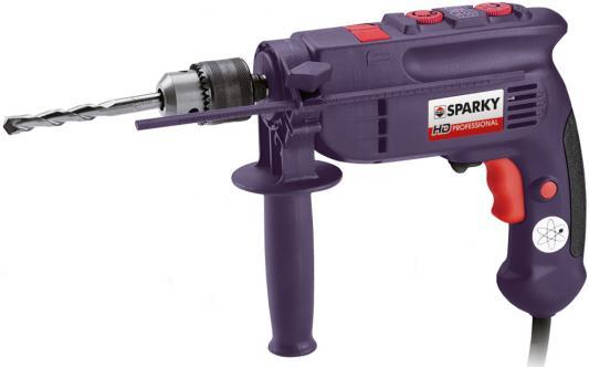 Ударная дрель SPARKY PROFESSIONAL BUR 150CET 600Вт электроинструмент sparky br2 10 8li c hd 12000194651