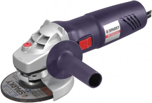 Углошлифовальная машина SPARKY PROFESSIONAL M 750 125 мм 750 Вт электроинструмент sparky br2 10 8li c hd 12000194651